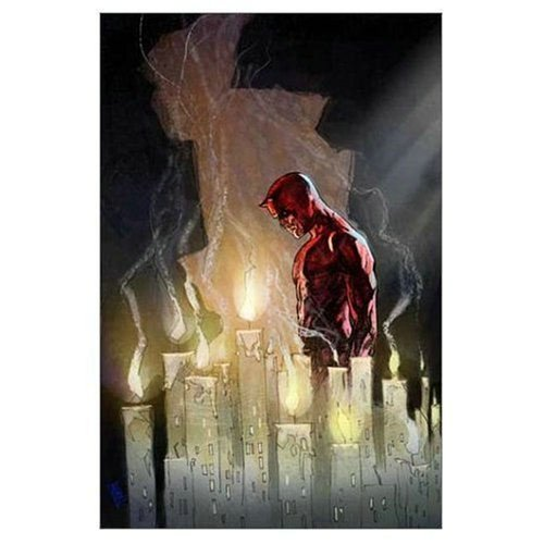 Daredevil Vol. 3 Cover