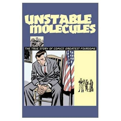 Fantastic Four Legends Vol. 1: Unstable Molecules Cover
