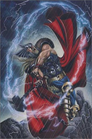 Thor: Gods on Earth Cover