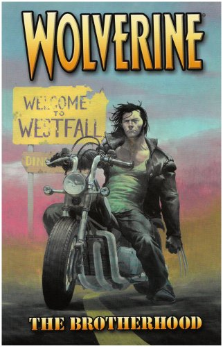 Wolverine Vol. 1: The Brotherhood Cover