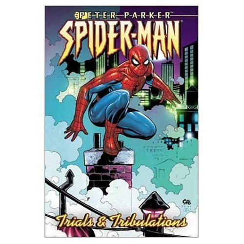 Peter Parker, Spider-Man: Trials And Tribulations Cover
