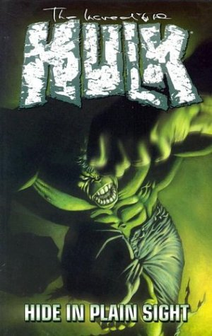 Hulk Vol. 5: Hide In Plain Sight Cover