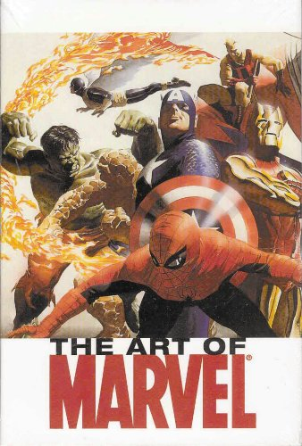 The Art Of Marvel Vol. 1 Cover