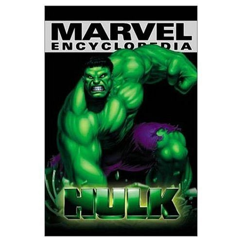 The Marvel Encyclopedia Vol. 3: The Hulk Cover