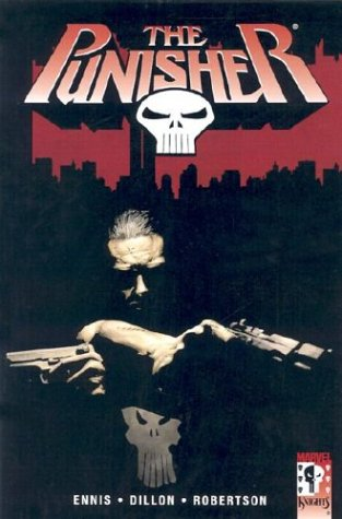 Punisher Vol. 2 Cover