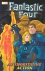 Fantastic Four Vol. 3: Authoritative Action Cover