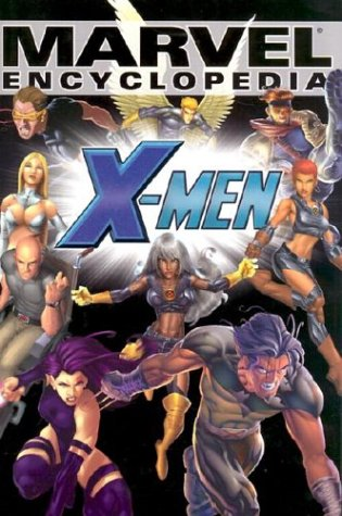 The Marvel Encyclopedia Vol. 2: X-Men Cover