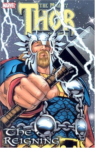 Thor: The Reigning Cover