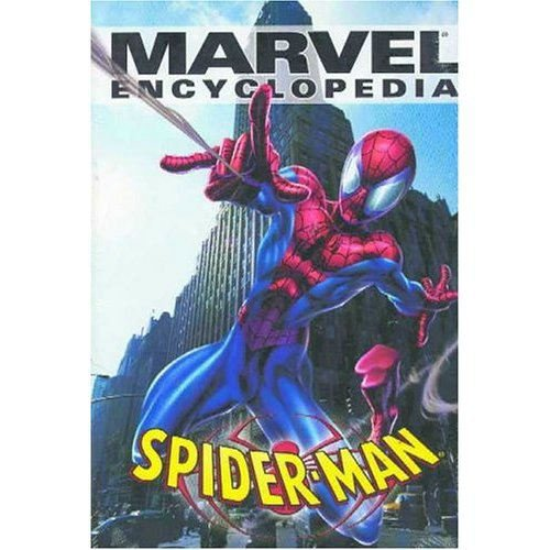The Marvel Encyclopedia Vol. 4: Spider-Man Cover