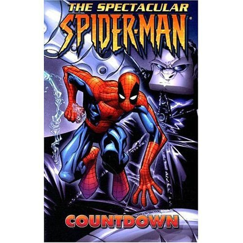 Spectacular Spider-Man Vol. 2: Countdown Cover