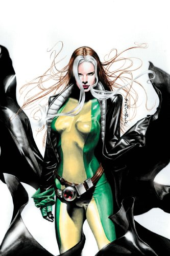 Rogue Vol. 1: Going Rogue Cover