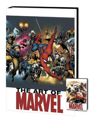 The Art Of Marvel Vol. 2 Cover