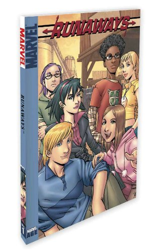 Runaways Vol. 1: Pride And Joy (Digest) Cover