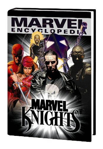 The Marvel Encyclopedia Vol. 5: Marvel Knights Cover