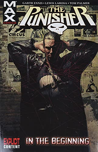 Punisher MAX Vol. 1: In The Beginning Cover