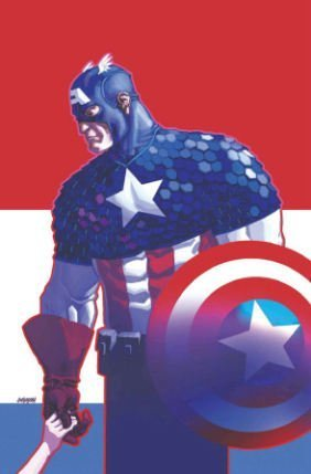 Captain America Vol. 5: Homeland Cover