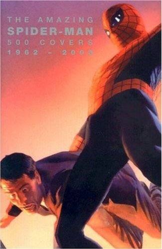 Amazing Spider-Man: 500 Covers 1962-2003 Cover