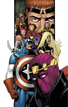 Avengers / Thunderbolts Vol. 2: Best Intentions Cover
