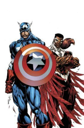 Captain America And The Falcon Vol. 1: Two Americas Cover