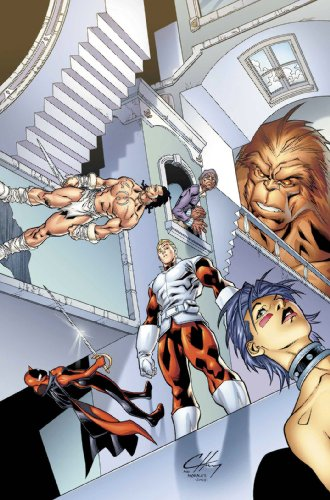 Alpha Flight: You Gotta Be Kiddin' Me Cover