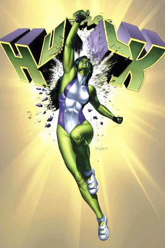 She-Hulk: Single Green Female cover