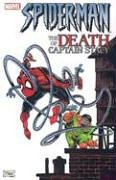 Spider-Man: The Death Of Captain Stacy Cover