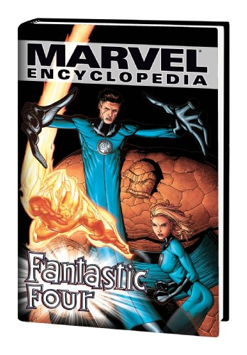 The Marvel Encyclopedia Vol. 6: Fantastic Four Cover