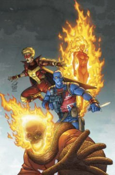 Avengers Vol. 5: Once An Invader Cover
