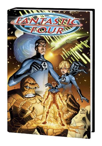 Fantastic Four Vol. 1 Cover