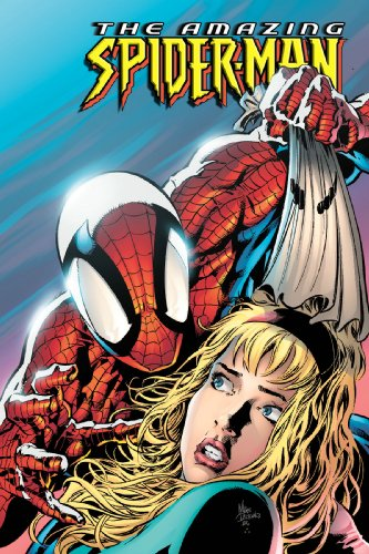 Amazing Spider-Man Vol. 8: Sins Past Cover
