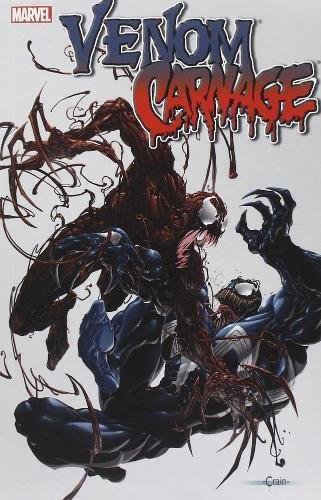 Venom vs. Carnage Cover