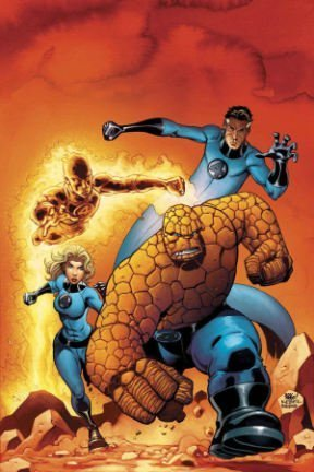 Fantastic Four Vol. 4: Hereafter Cover