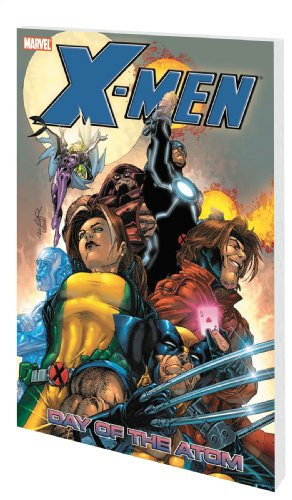 X-Men: Day Of The Atom Cover
