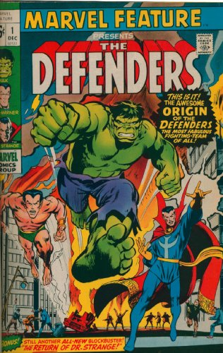 Essential Defenders Vol. 1  Cover