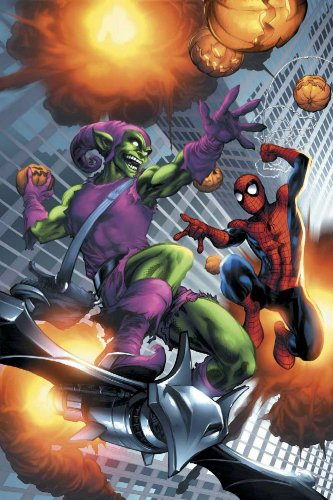 Spider-Man Vol. 4: The Goblin Strikes Cover