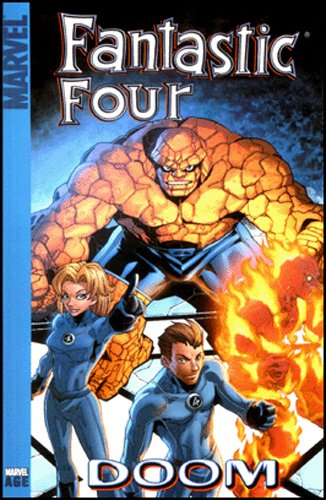 Fantastic Four Vol. 2: Doom Cover