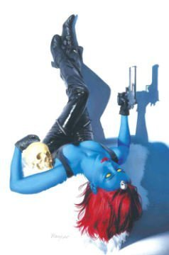 Mystique Vol. 2: Tinker, Tailor, Mutant, Spy Cover