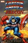 Captain America And The Falcon: Madbomb Cover