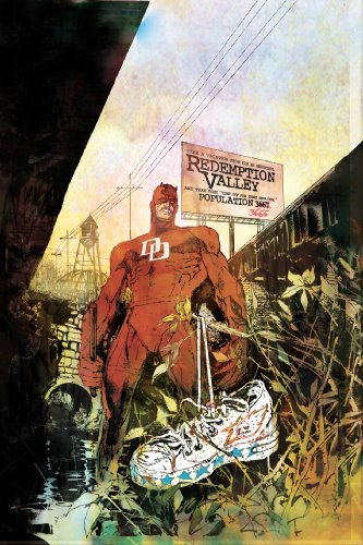 Daredevil: Redemption Cover
