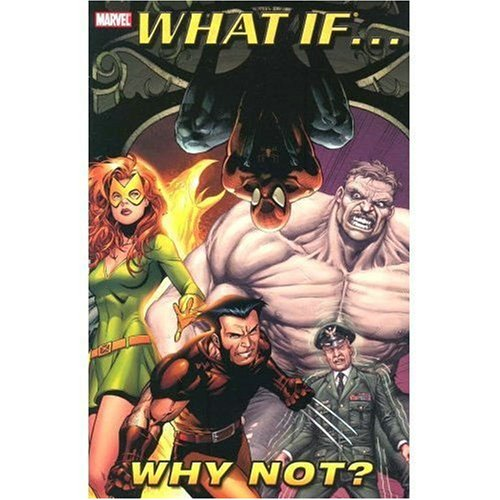 What If... Why Not? Cover