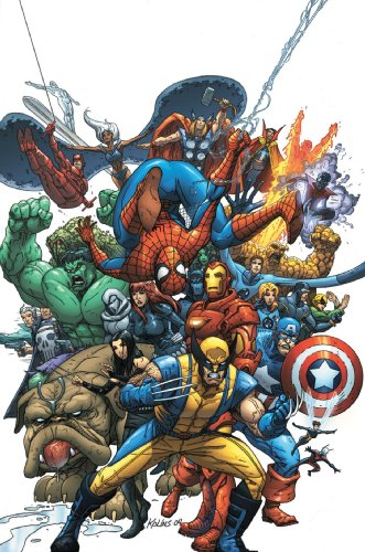 Marvel Team-Up Vol. 1: The Golden Child Cover