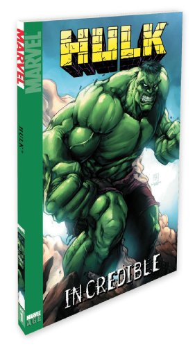 Hulk Vol. 1: Incredible Cover