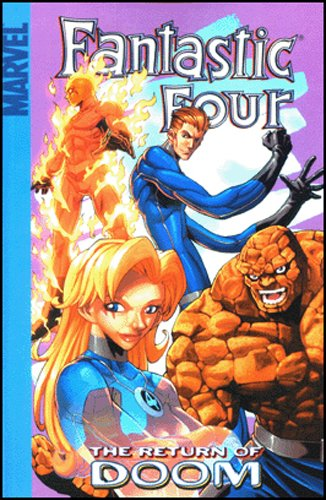 Fantastic Four Vol. 3: The Return Of Doom Cover