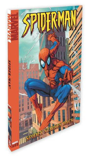Spider-Man Vol. 5: Spidey Strikes Back Cover