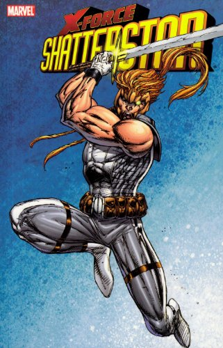 X-Force: Shatterstar Cover