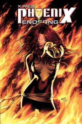 Phoenix: Endsong Cover