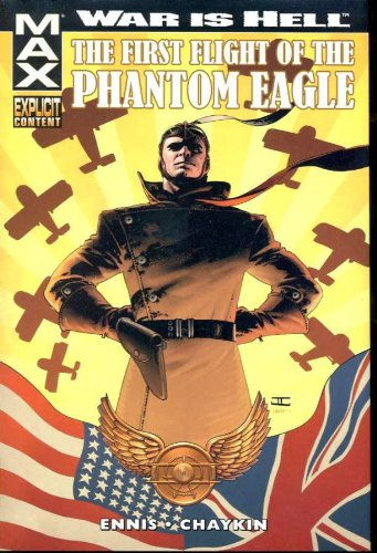 War is Hell: The First Flight Of The Phantom Eagle Cover