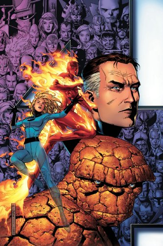 Fantastic Four: Foes Cover