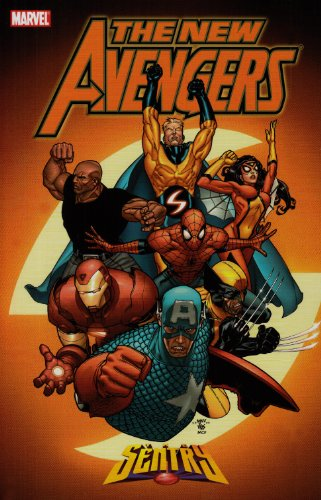 New Avengers Vol. 2: Sentry Cover