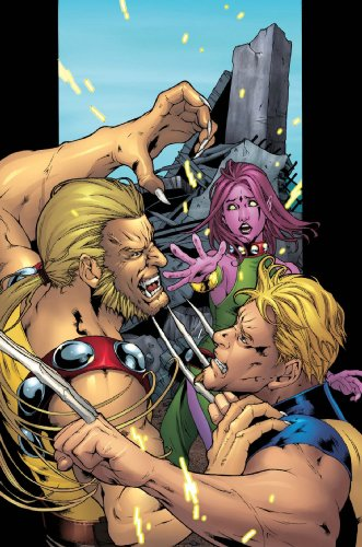 Exiles Vol. 10: Age Of Apocalypse Cover